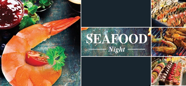 Seafood Night