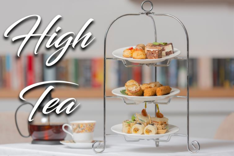 Stassen High Tea Offer
