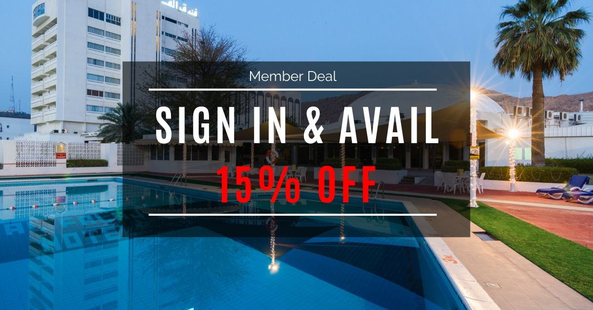 Member Deal - Additional 15% Off